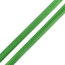Косая бейка TBY атласная шир.15мм цв.F239 травянистый