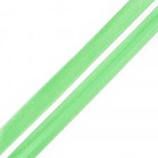 Косая бейка TBY атласная шир.15мм цв.F241 светло-мятный