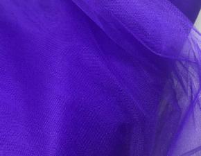 Фатин Кристалл средней жёсткости,1 п/м,цв.фиолетовый