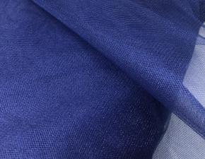 Фатин Кристалл средней жёсткости,1 п/м,цв.тёмно-синий