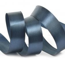 Лента атласная,25 мм,IDEAL,цвет 3168 тёмно-синий