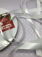 Лента атласная Элитная Premium Skroll,15 мм,цвет№ 029 (белый)