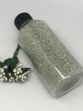Стеклянный гранулят для игрушек,d=3 мм,400 грамм