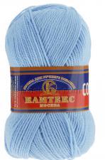 Пряжа Соната. Цвет 015 (голубой)