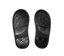 Подошва для изготовления обуви,1 пара. Размер - 3 х 7,2 см.