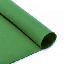 Фетр листовой мягкий IDEAL,20 х 30 см,1 мм,цвет 705 зелёный