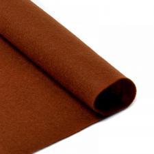 Фетр листовой мягкий IDEAL,20 х 30 см,1 мм,цвет 692 коричневый