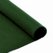 Фетр листовой мягкий IDEAL,20 х 30 см,1 мм,цвет 667 тёмно-зелёный