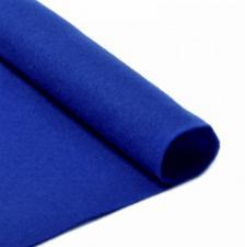 Фетр листовой мягкий IDEAL,20 х 30 см,1 мм,цвет 679 синий