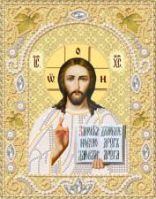Господь Вседержитель (золото). Размер - 14 х 18 см.
