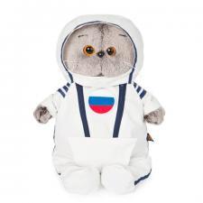 Кот Басик в костюме космонавта, мягкая игрушка BudiBasa
