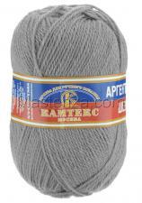 Пряжа Аргентинская шерсть. Цвет 169 (серый)
