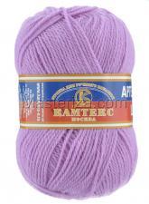 Пряжа Аргентинская шерсть. Цвет 058 (сиреневый)