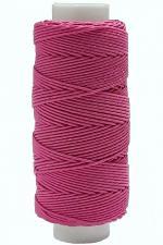 Нитка-резинка (спандекс),25 м,цвет ярко-розовый