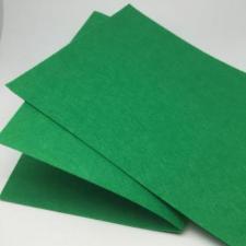 Фетр листовой мягкий 2 мм,20х30 см,цвет зелёный (049)