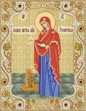 """Икона Божией Матери """"Геронтисса"""". Размер - 26 х 33 см."""