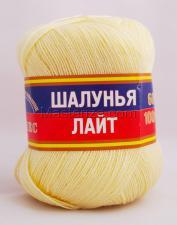Пряжа Шалунья Лайт. Цвет 031 (шампань)
