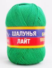 Пряжа Шалунья Лайт. Цвет 044 (трава)