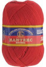 Пряжа Шалунья Лайт. Цвет 046 (красный)
