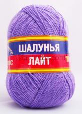 Пряжа Шалунья Лайт. Цвет 058 (сирень)