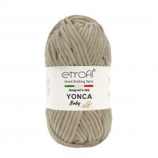 Пряжа Etrofil YONCA (100% полиэстер, 100 гр/100 м),70703 бежевый