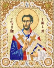 Святой апостол Тимофей. Размер - 14 х 18 см.