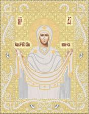 Маричка | Покров Пресвятой Богородицы (золото). Размер - 18 х 23 см.