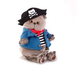 Басик-пират. Размер - 19 см.