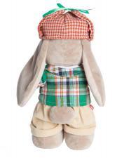 Зайка Ми-Честер (мальчик), мягкая игрушка BudiBasa