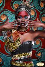 Тэла Артис | Африка 1. Размер - 24 х 36 см.