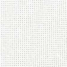 Канва крупная арт.854 (10х44кл) 40х50см цв.белый