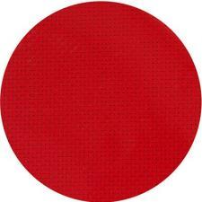 Канва крупная арт.854 (10х44кл) 40х50см цв.красный