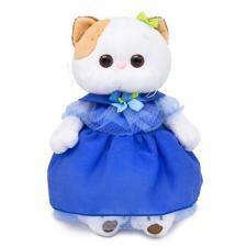 Кошечка Ли-Ли в синем платье, мягкая игрушка Budi Basa. Размер - 24 см