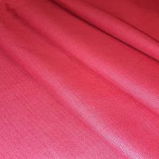 Ткань лён гладкокрашеный, 140г/м², 30% лен + 70% хлопок, шир.150см, цв.15 малина уп.3м
