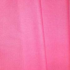Ткань лён гладкокрашеный, 140г/м², 30% лен + 70% хлопок, шир.150см, цв.21 ярко-розовый уп.3м