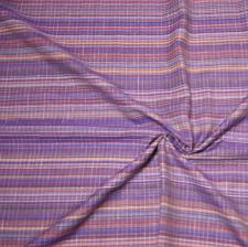 Ткань лён гладкокрашеный, 145г/м², 50% лен + 50% хлопок, шир.150см, цв.лаванда уп.3м