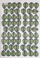 Заготовка для аппликаций на ткани (листья) ОАР-49