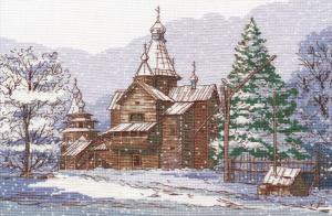 Овен | Витославлицы. Великий Новгород. Размер - 27 х 22 см