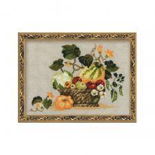 Риолис | Плоды осени. Размер - 40 х 30 см