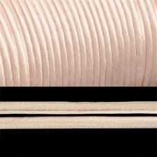 Кант атласный шир.11мм цв.(F132) бледно-розовый