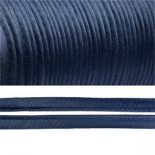 Кант атласный шир.11мм цв.(F330) тёмно-синий