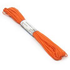 "Шнур отделочный 1с13 ""Сутаж"" 1,8мм цв.оранжевый,1 метр"