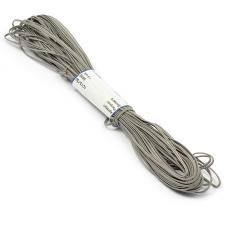 "Шнур отделочный 1с13 ""Сутаж"" 1,8мм цв.серый,1 метр"