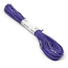 """Шнур отделочный 1с13 """"Сутаж"""" 1,8мм цв.фиолетовый,1 метр"""