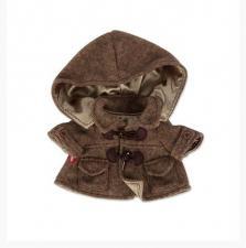 """Одежда """"Коричневое пальто"""" (малый)."""