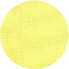 Канва мелкая арт.851 (10х60кл) 40х50см цв.жёлтый 116