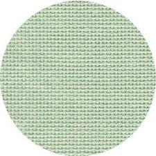 Канва мелкая арт.851 (10х60кл) 40х50см цв.салатовый 239