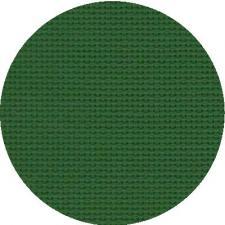 Канва мелкая арт.851 (10х60кл) 40х50см цв.зелёный 261