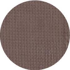 Канва мелкая арт.851 (10х60кл) 40х50см цв.какао 283