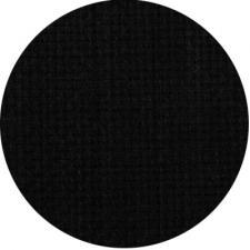 Канва мелкая арт.851 (10х60кл) 40х50см цв.чёрный